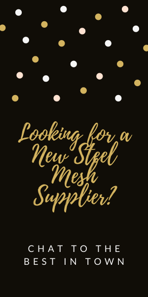 Quality Steel Mesh Supplier